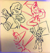 NR Steven and the Peridots