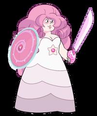 Rose Quartz-Weapon-Smile