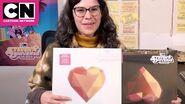 Rebecca Sugar Vinyl Soundtrack Unboxing Steven Universe the Movie Cartoon Network