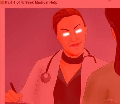 Seek extreme medical help