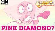 Steven Universe PINK DIAMOND? Cartoon Network