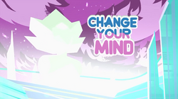 Change your mind 000