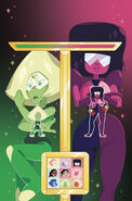 Steven Universe Issue 17 cover A