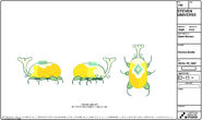 Heaven Beetle Model Sheet