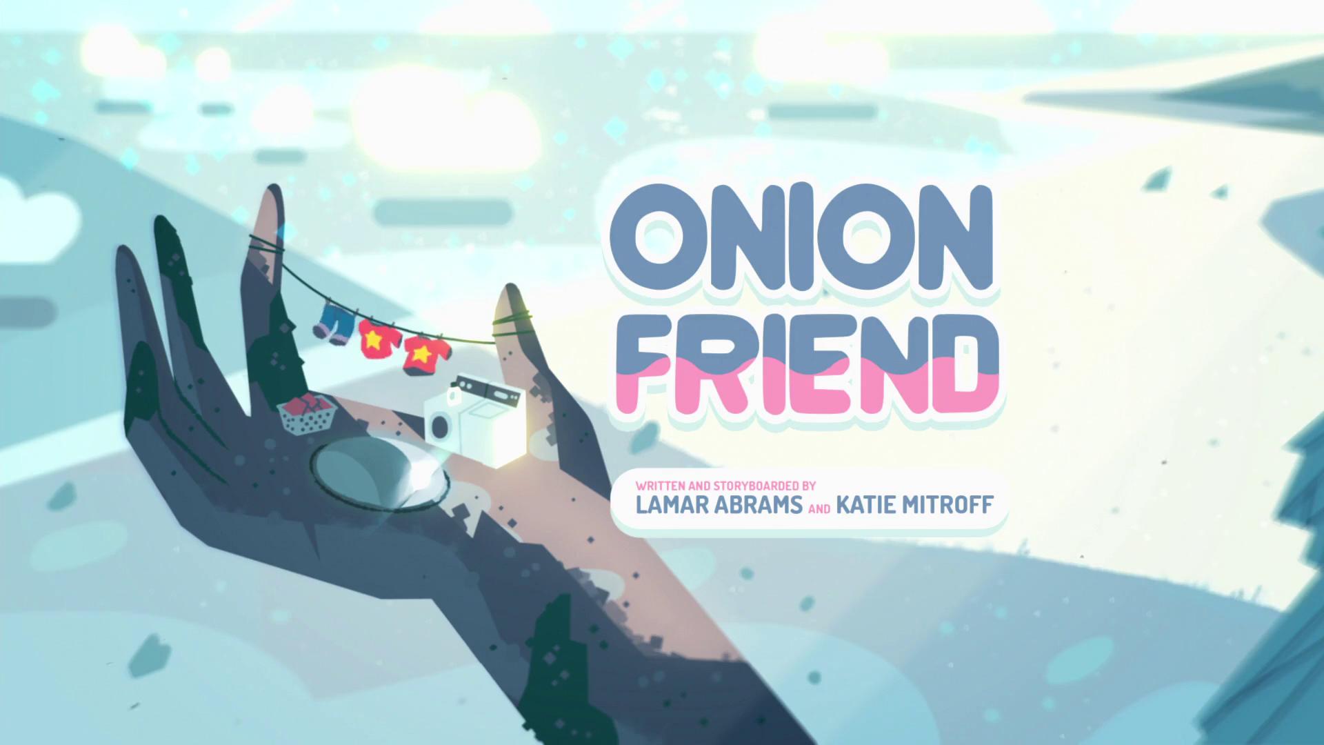 Onion Friend   Steven Universe Wiki   FANDOM powered by Wikia