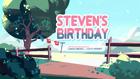 Steven's Birthday 000