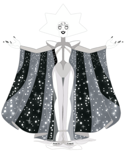White Diamond (S5 Stars) by RylerGamerDBS