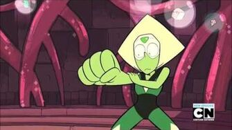 Everyone's Reaction to Small Peridot in Less Than Thirty Seconds-0