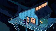 Room For Ruby Garnet and Steven stargaze