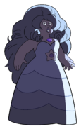 Amethyst as Rose