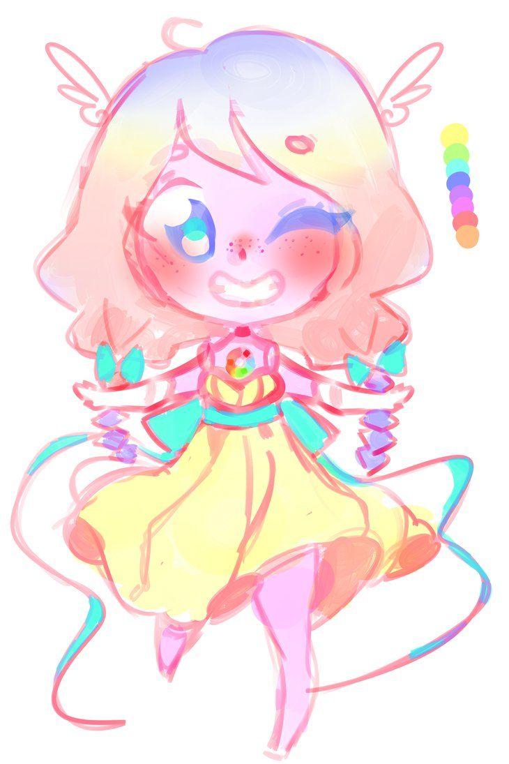 image rainbow topaz gemsona jpg steven universe wiki fandom