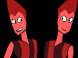 Rutile Twins