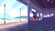SU - Arcade Mania Steven Punching Air