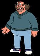 Greg Mr Universe