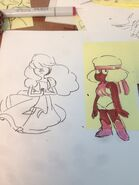 Ruby & Sapphire by Erica Jones 1