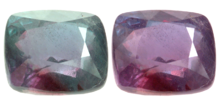 Alexandrite In Real Life