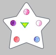 Steven universe temple star