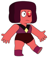 Ruby Eyeball Model Sheet Pose by TheOffColors