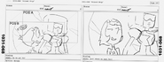 Friend Ship storyboards by Jeff Liu 1