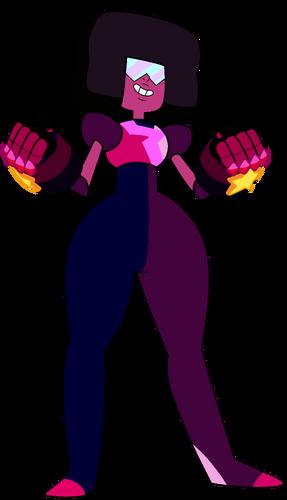 Steven Universe Garnet Original