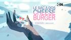 Le sac à dos cheeseburger