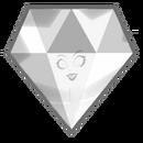 White Diamond Icon