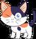 Cat Steven by Luxenroar