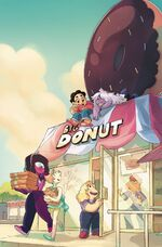 Steven Universe Comic 2016 Special Cover 2