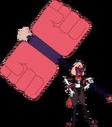 Sardonyx - With Weapon