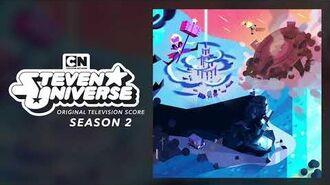 Steven Universe S2 Official Soundtrack The Robolympics Pearlbot Vs Peribot Cartoon Network