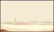 Steven's Lion Desert Bg