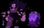 Sugilite - Gen 1 With Weapon