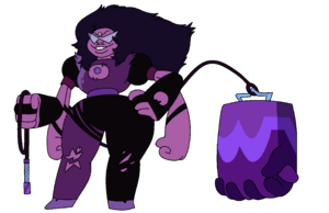 Sugilite - Gen 1 With Weapon