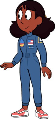 Connie Shaded No Sword