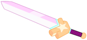 Connie new sword by Luxenroar