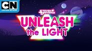 Unleash the Light Trailer Steven Universe Cartoon Network