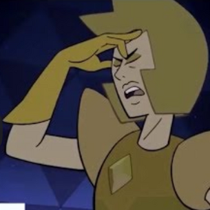 Yellow Diamond is tired of your stupidity