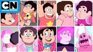 All of Steven's Life Stages Steven Universe Cartoon Network
