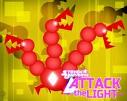 Attack the light red dragon wallpaper by ponychaos13-d974gp8