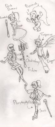 Multi sketch 3, hehe