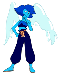 Smug Lapis by Red