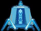 Паланкин Голубого Алмаза