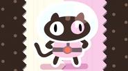 Juwelenfunkeln Katzen Logo