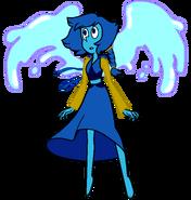 Lapis Lazuli - Crystal Gem