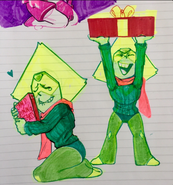 Peridot Sketchbook