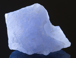Holly Blue Agate in Real Life