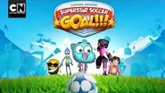 Superstar Soccer Preview Cartoon Network Games