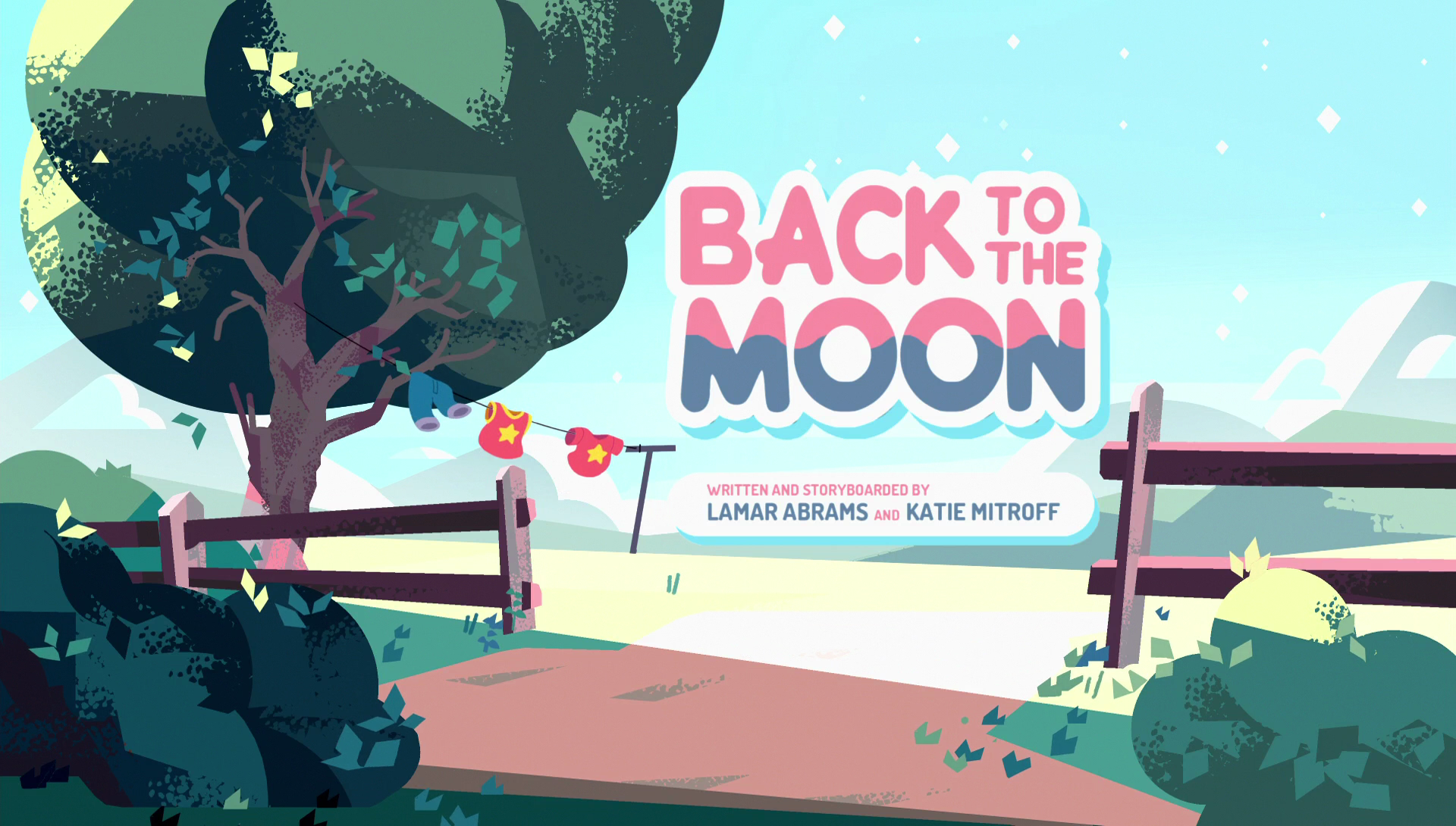 Back to the Moon | Steven Universe Wiki | FANDOM powered by Wikia