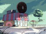 Большой Пончик