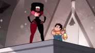Serious Steven Steven And Garnet